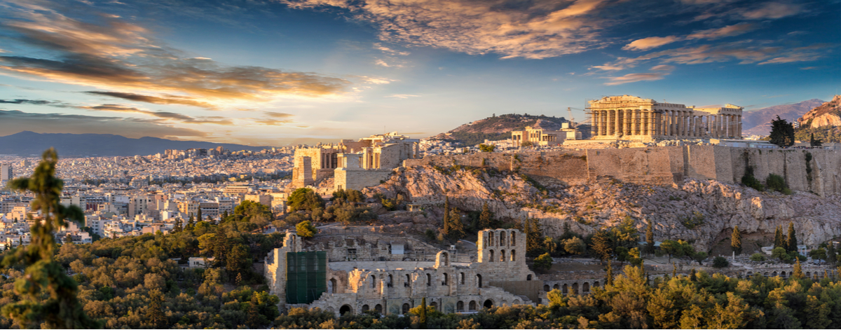 No trip to Greece would be complete without a visit to its capital, Athens