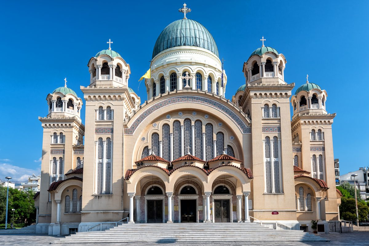 A university-town, Patras is a vibrant city steeped in culture