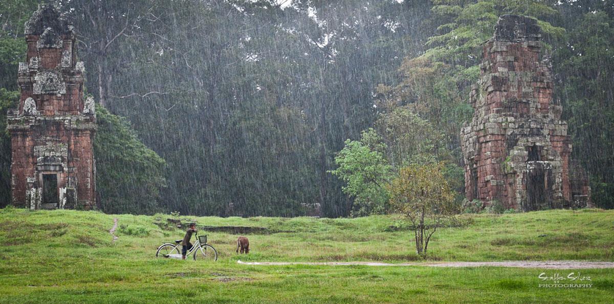 Rainy Season in Angkor