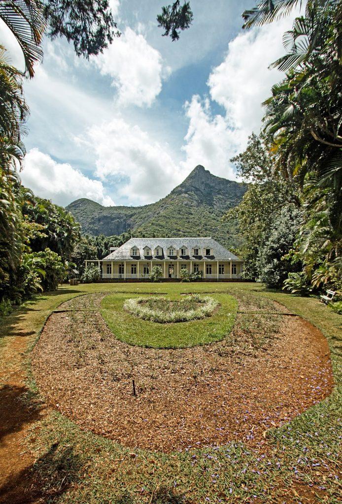 Maison Eureka in Mauritius