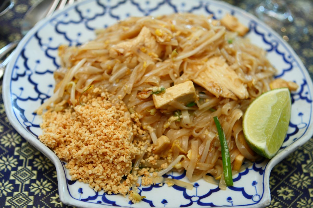 Thai Food, Pad Thai, Phad Thai, Stir Fry Rice Noodle
