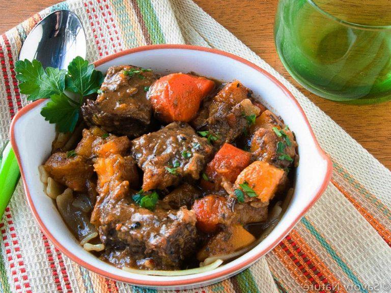 Pot Au Feu, France, National Dish