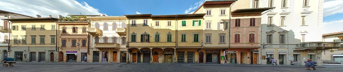 Corso Italia, Genoa, Italy