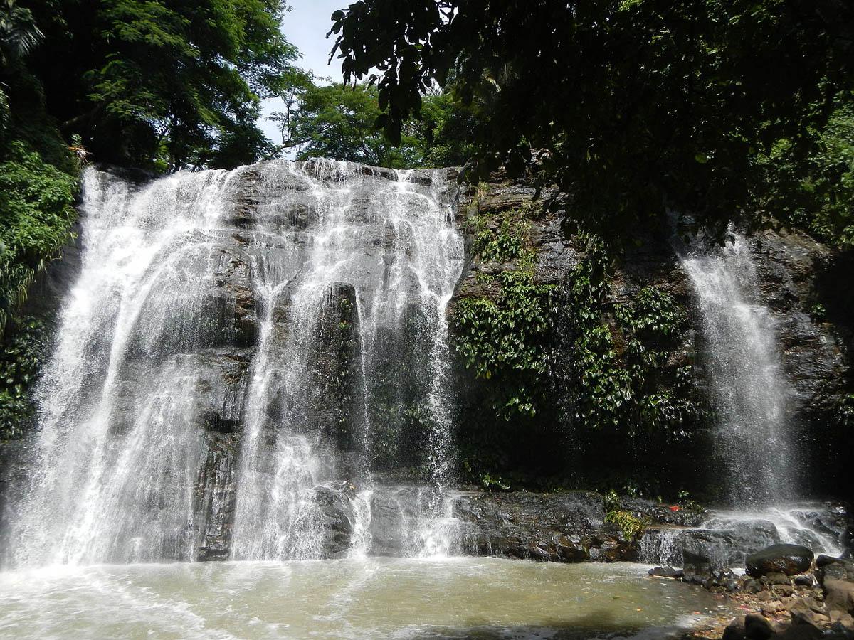 Taktak Waterfall