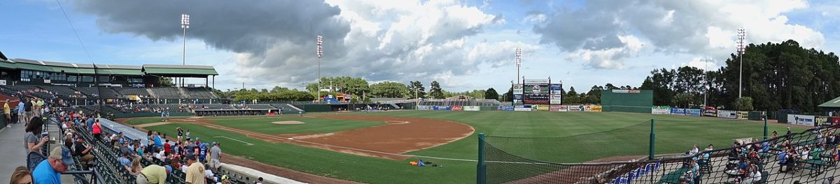 Catching the game at the home of the Myrtle Beach Pelicans is an opportunity not to be missed