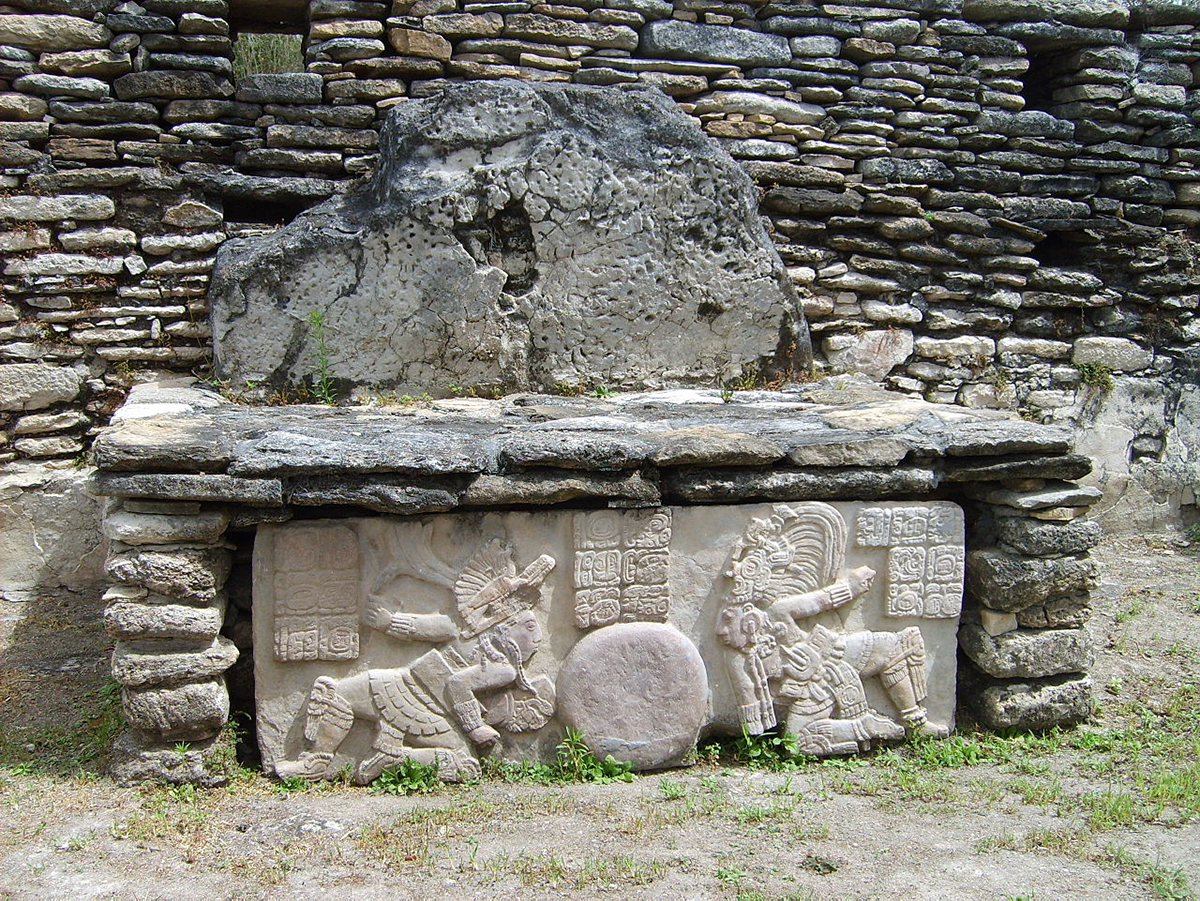 Tonina, Chiapas