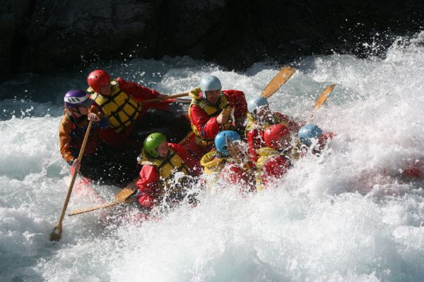 Best White Water Rafting Places In The U.S.