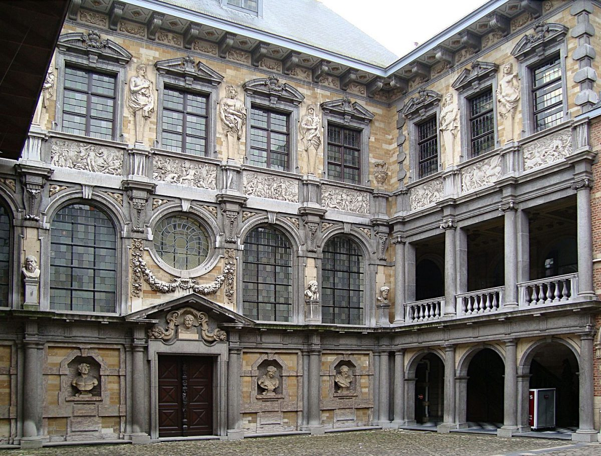 1424px Anvers Maison Rubens - Things To Do In Antwerp, Belgium