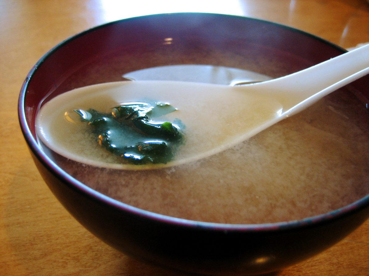 Miso, Japanese Food, Japan