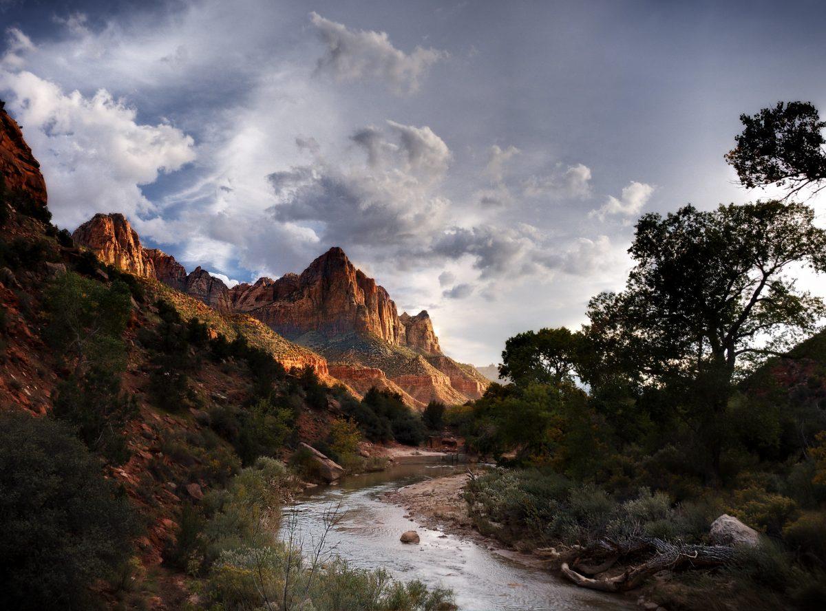 Zion Canyon Trail Rides, Utah