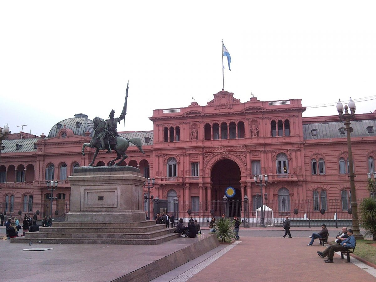 1600px Casa Rosada Buenos Aires   panoramio - 15 Must-See Landmarks in Buenos Aires, Argentina