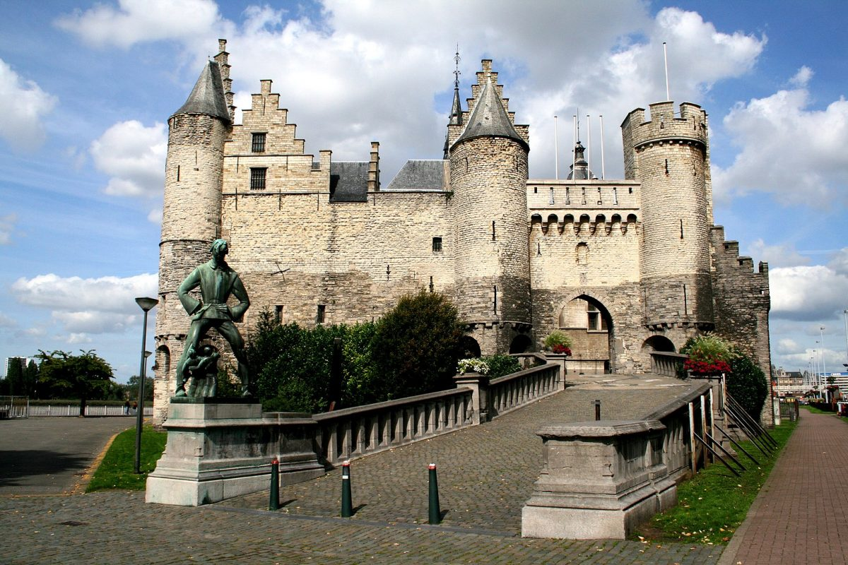 1620px 0 Het Steen   Antwerpen 1 - Things To Do In Antwerp, Belgium