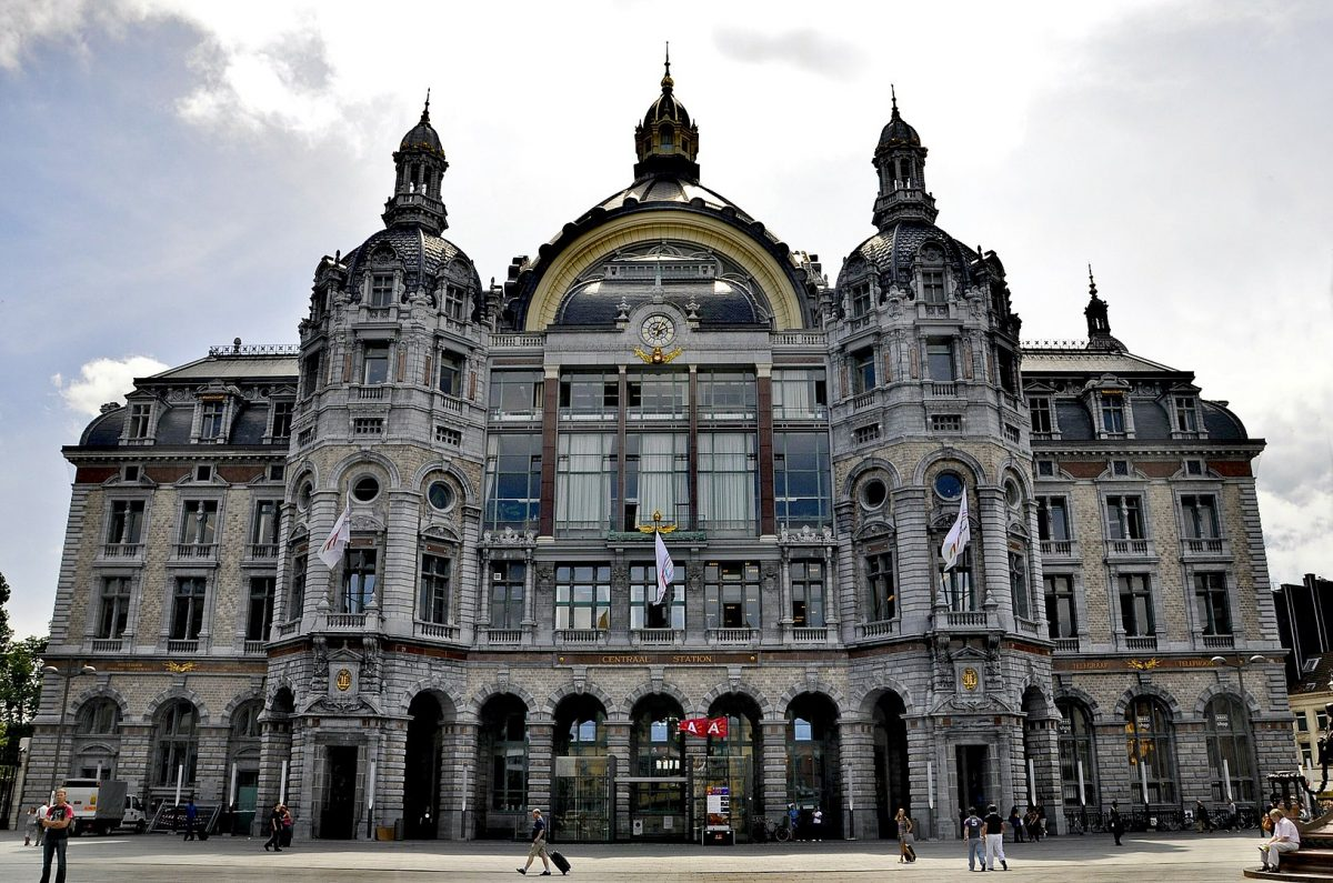 1631px Antwerpen Centraal station 12 07 2010 14 04 17 - Things To Do In Antwerp, Belgium