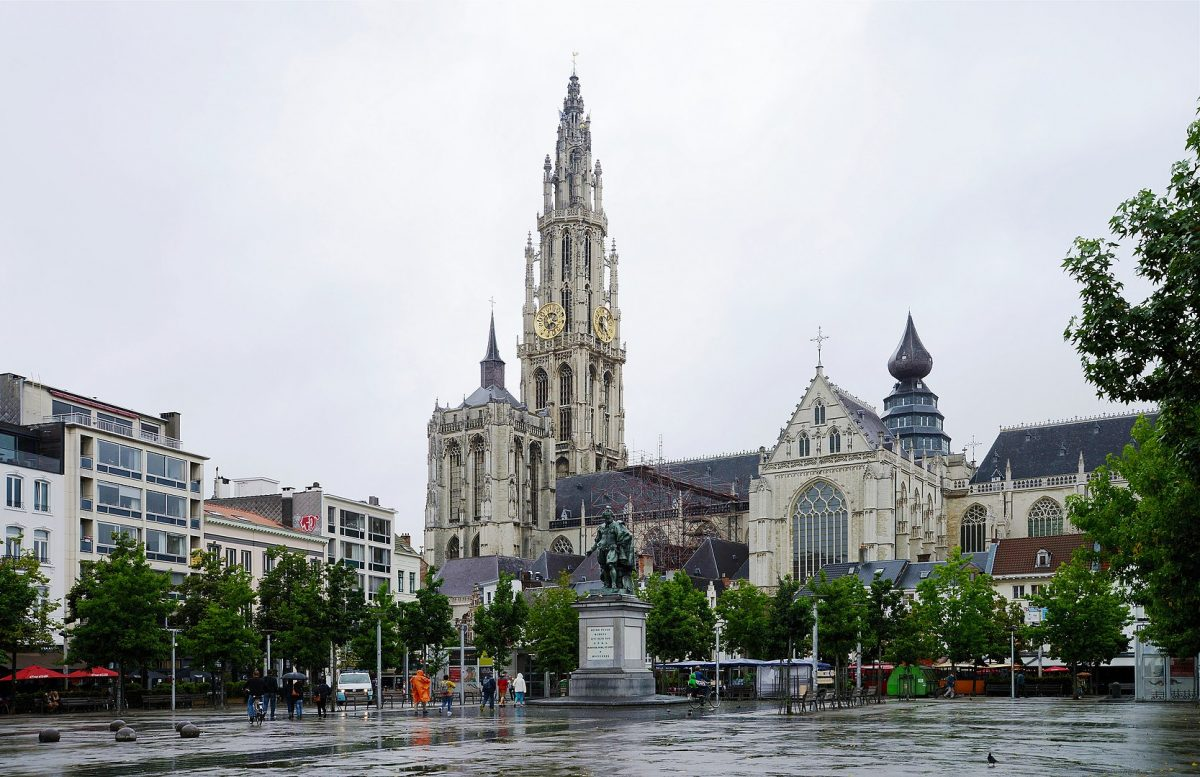 1667px Antwerp July 2015 1a - Things To Do In Antwerp, Belgium
