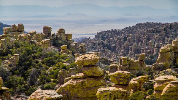 Your Guide To Chiricahua National Monument