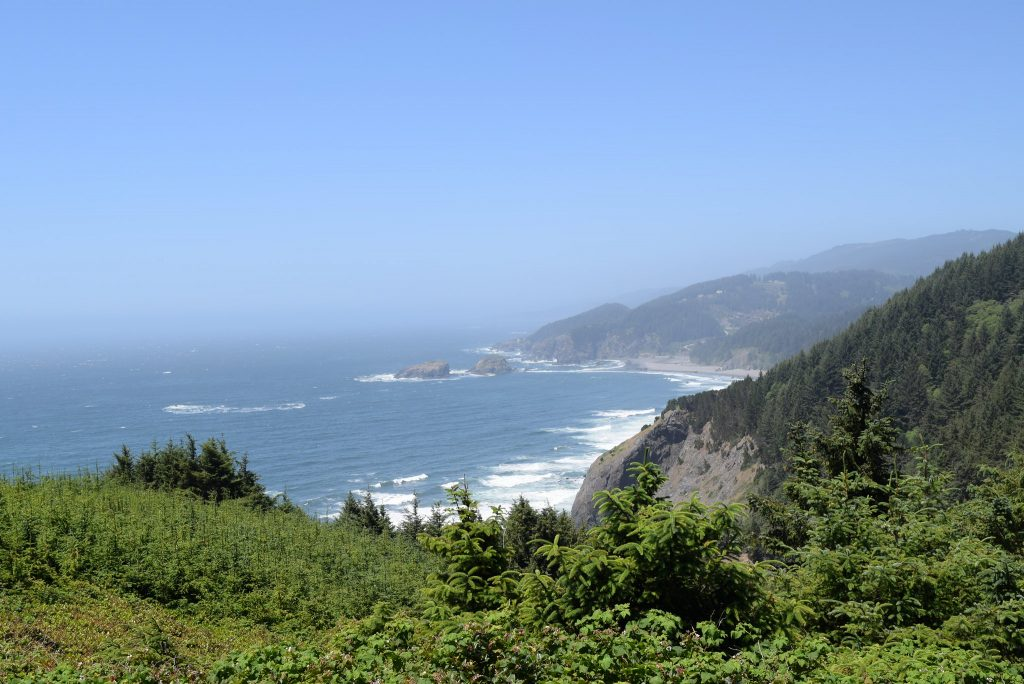 Samuel H. Boardman State Scenic Corridor, Brookings, Oregon