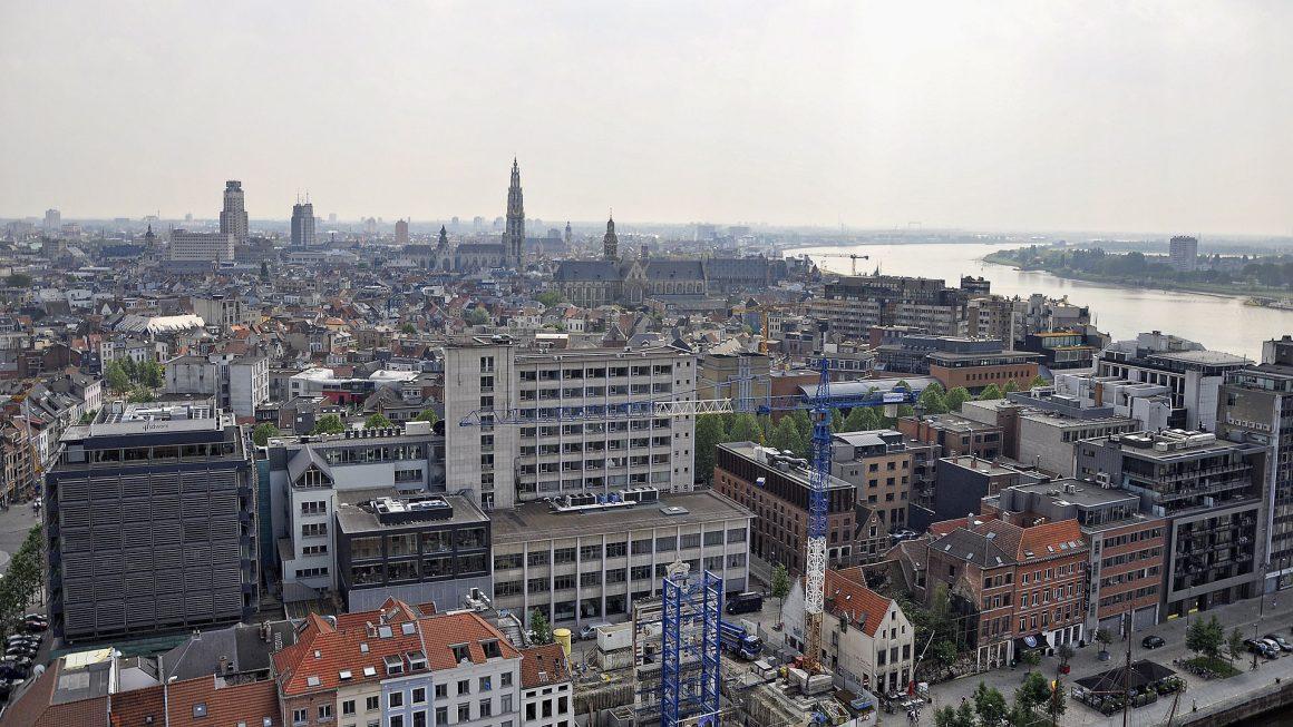 1920px Stadszicht van Antwerpen vanaf het MAS 30 05 2012 15 29 35 1160x653 - Things To Do In Antwerp, Belgium