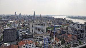 1920px Stadszicht van Antwerpen vanaf het MAS 30 05 2012 15 29 35 300x169 - Things To Do In Antwerp, Belgium