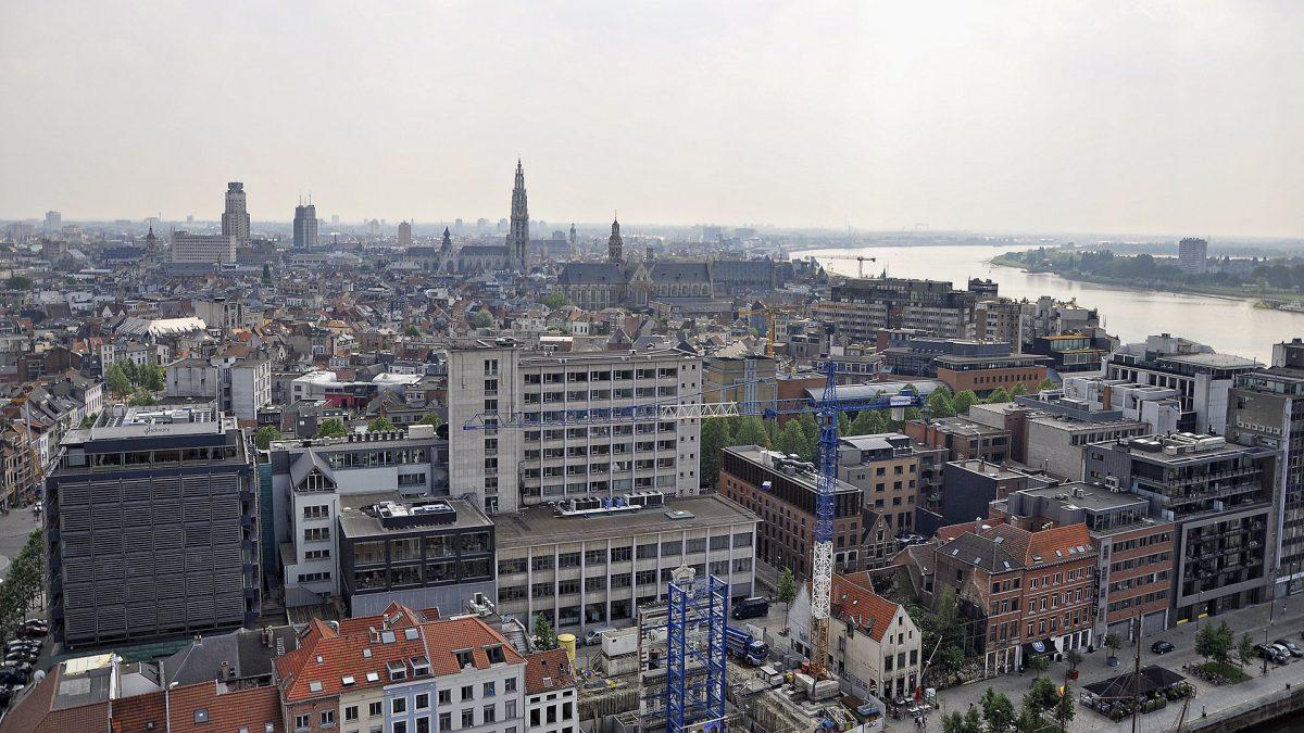 1920px Stadszicht van Antwerpen vanaf het MAS 30 05 2012 15 29 35 - Things To Do In Antwerp, Belgium