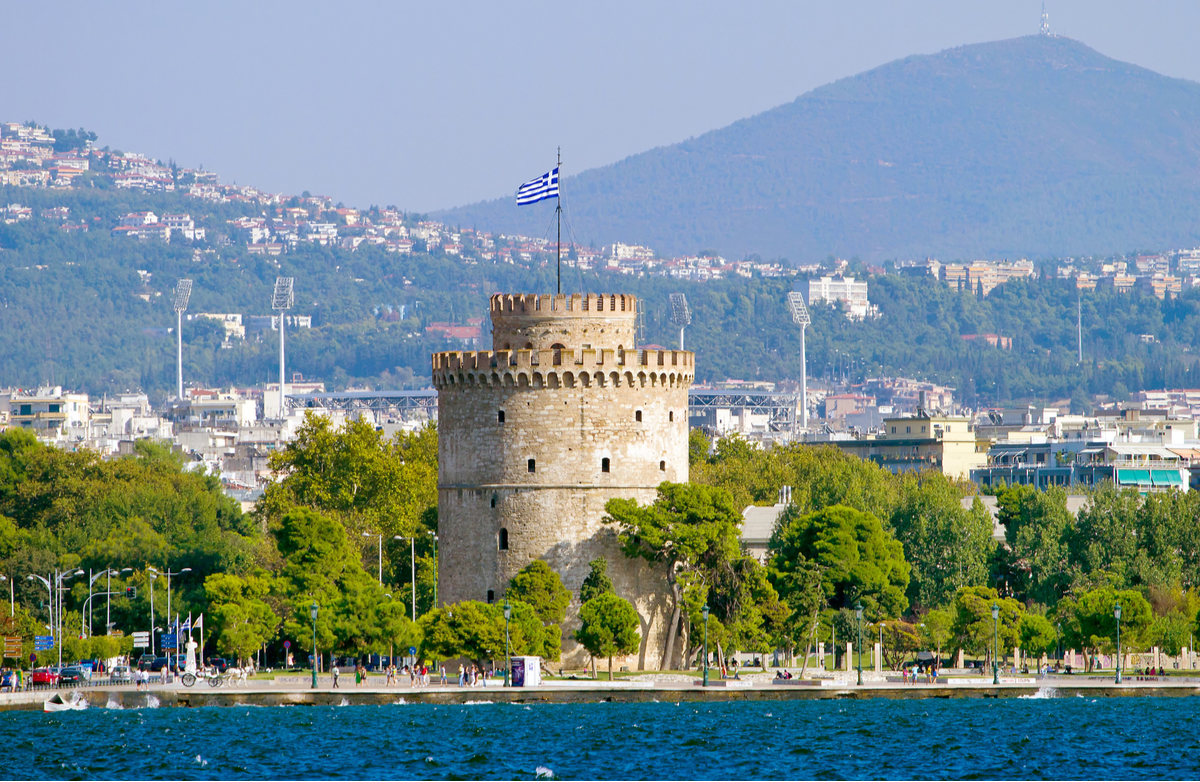 A mix of history and contemporary, Thessaloniki has it all with its churches and monuments alongside its modern offerings and nightlife