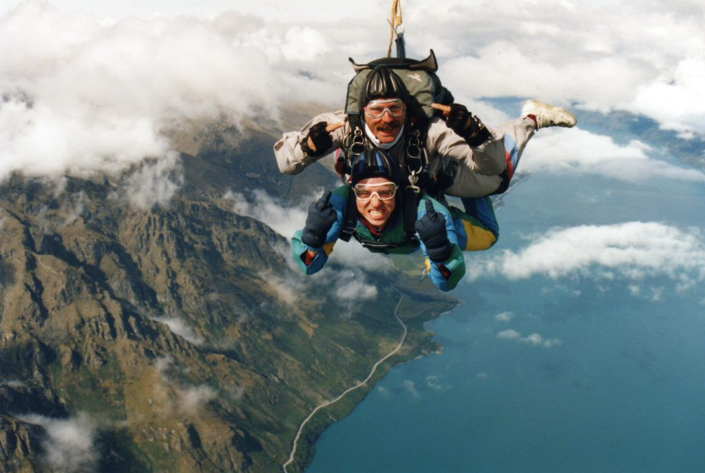 Skydiving NZ