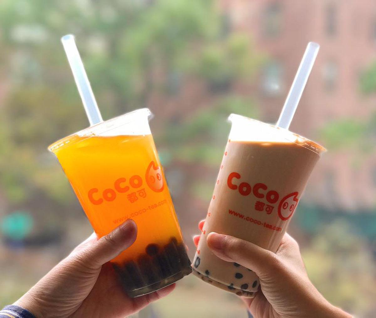 CoCo Taiwan Milk Tea