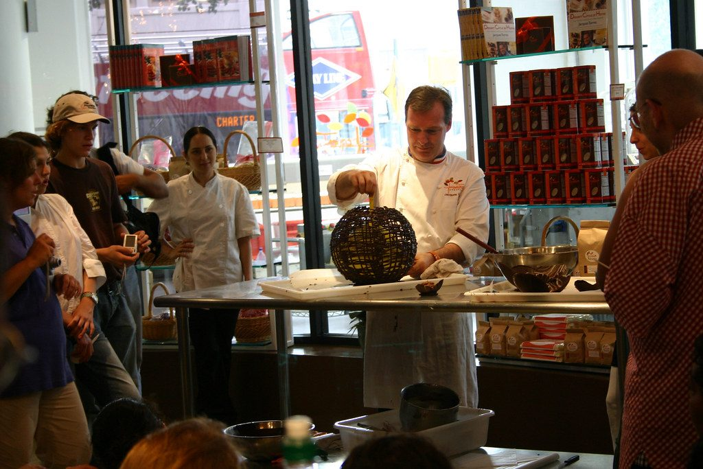 Jacques Torres Chocolate, DUMBO, Brooklyn