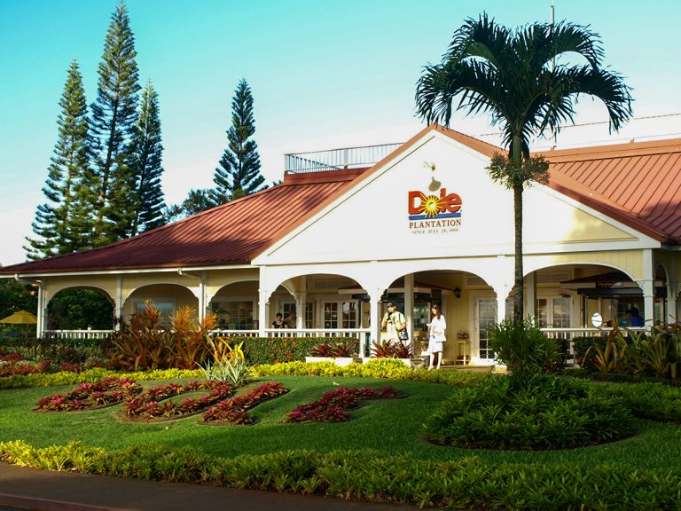 Dole Plantation, Oahu, Hawaii