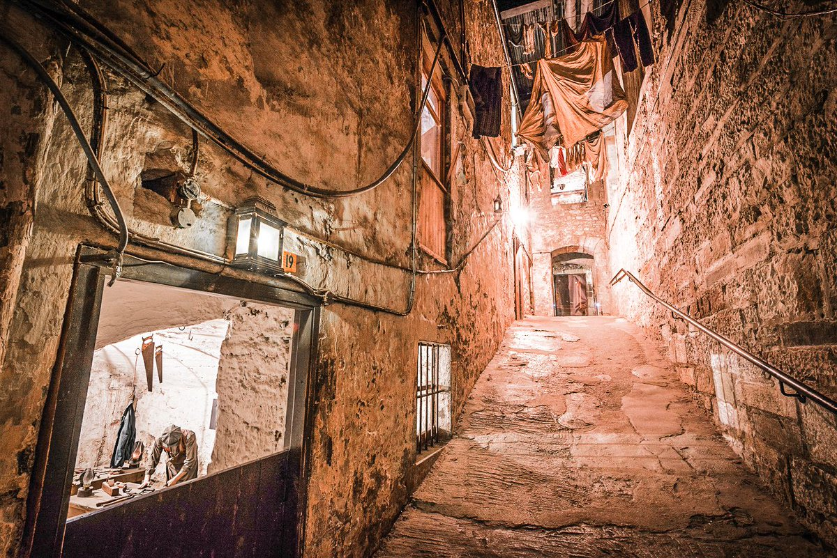 Mary kings close as a tourist attraction