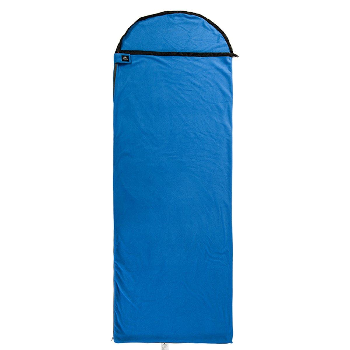 3. Osage River Microfiber Zippered Sleeping Bag Liner