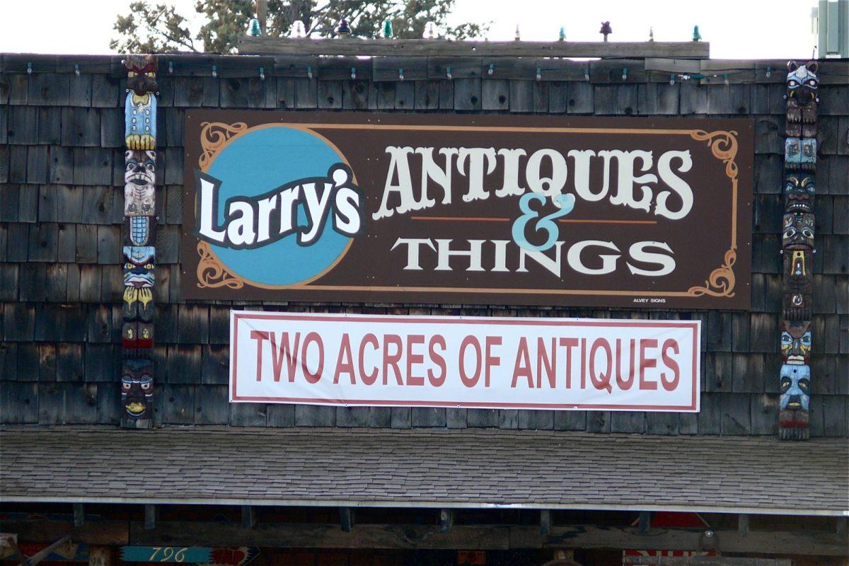 Larry's Antiques, Antique Stores In US