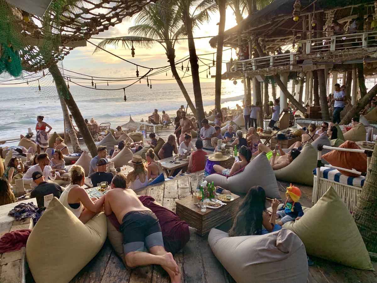 Beach Party in Canggu