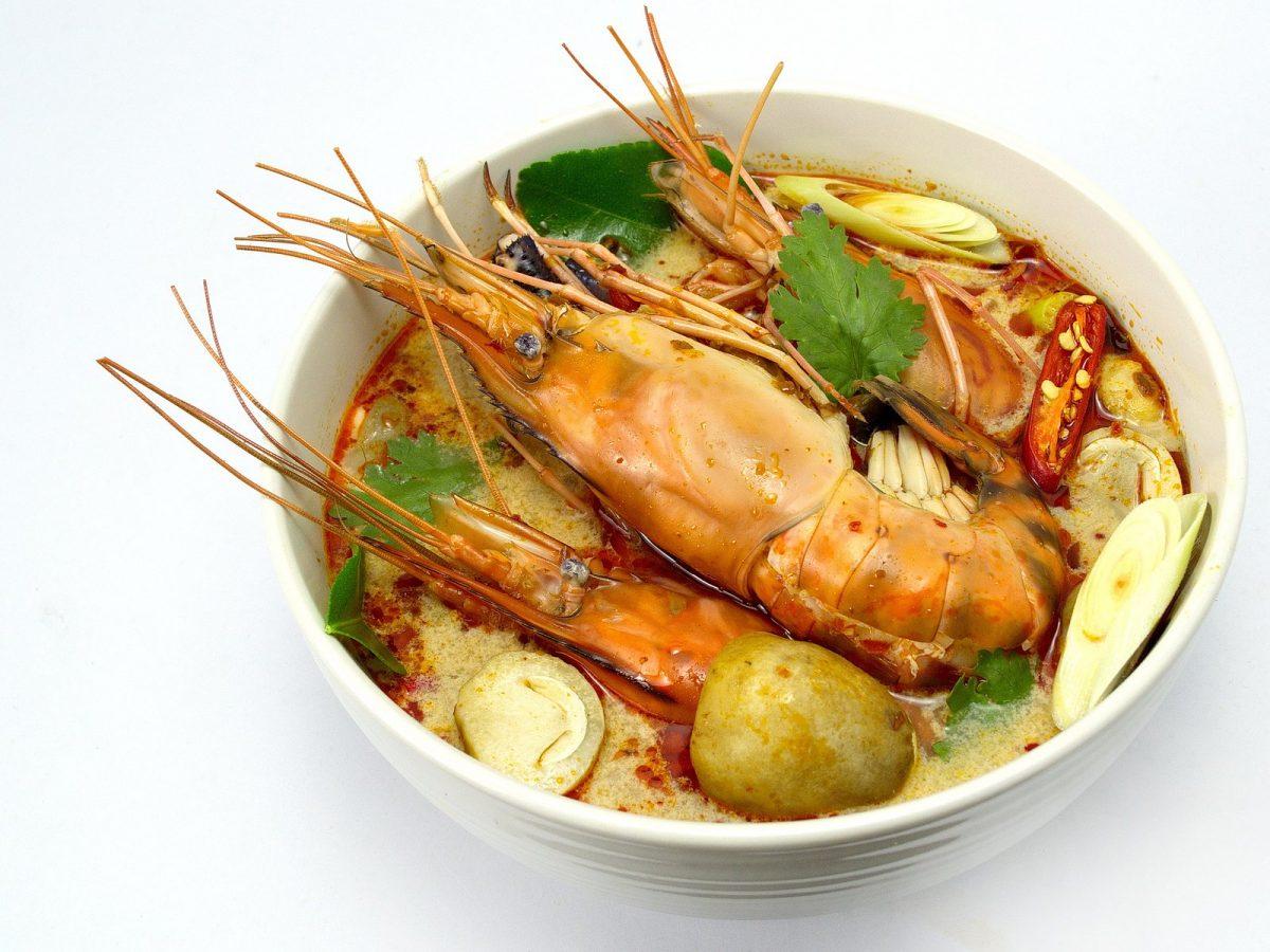 Thai Food, Tom Yum Goong