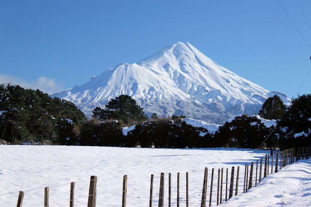 Mt Taranak