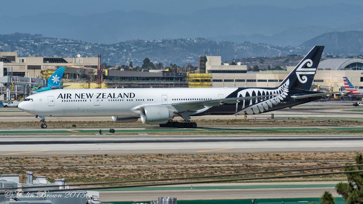 NZ Plane