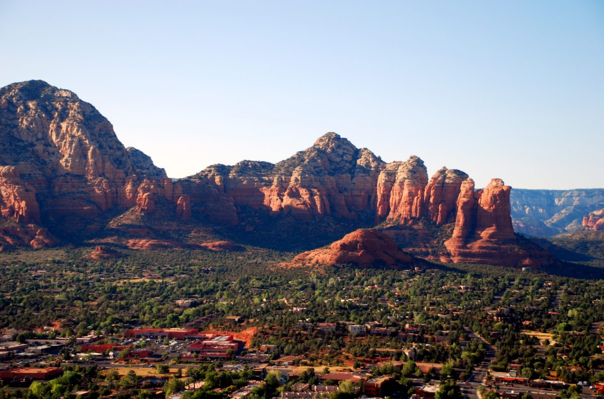Sedona, Arizona, weather
