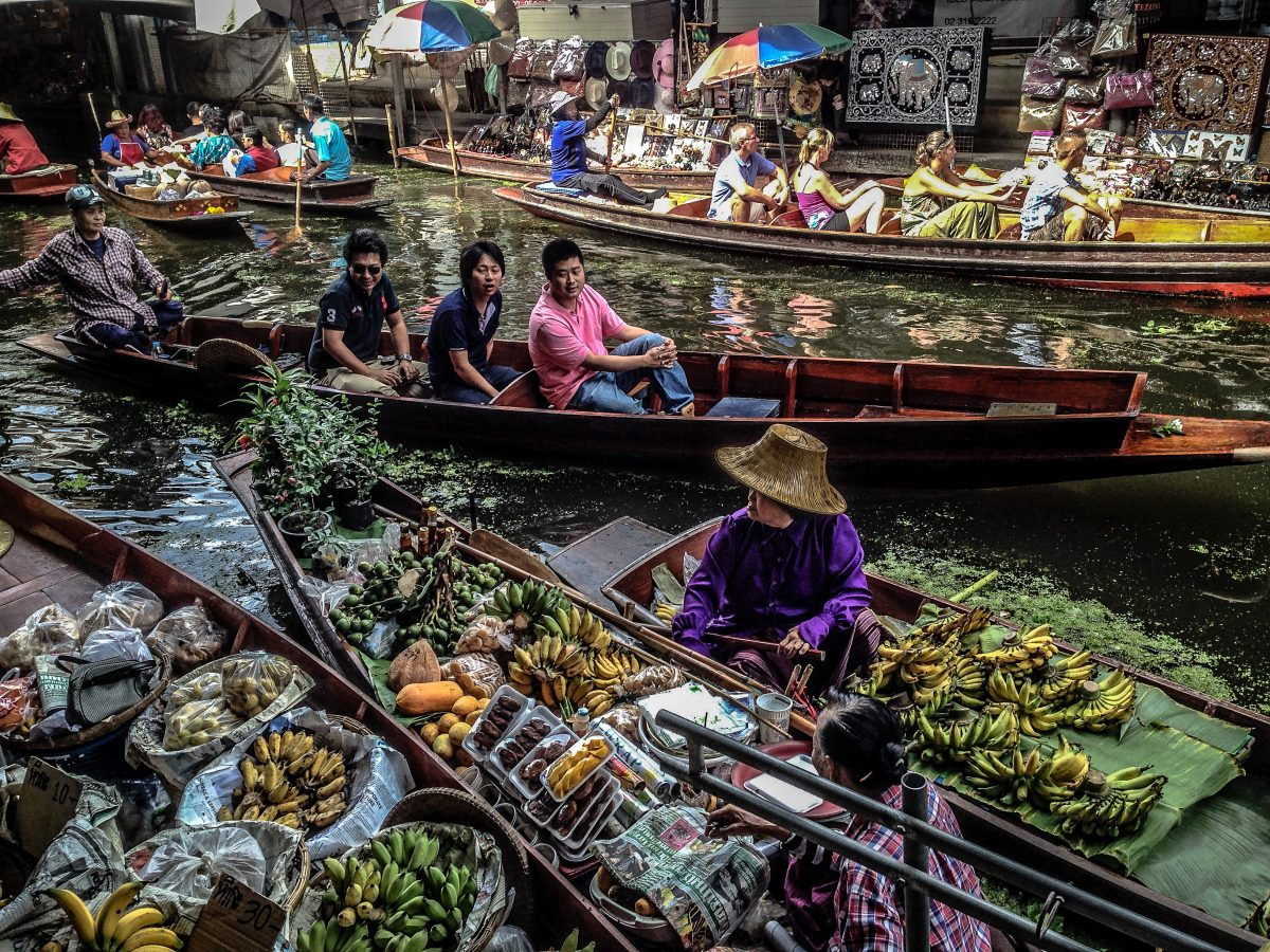 Understanding the floating market
