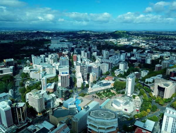 5 Most Popular Cities In New Zealand