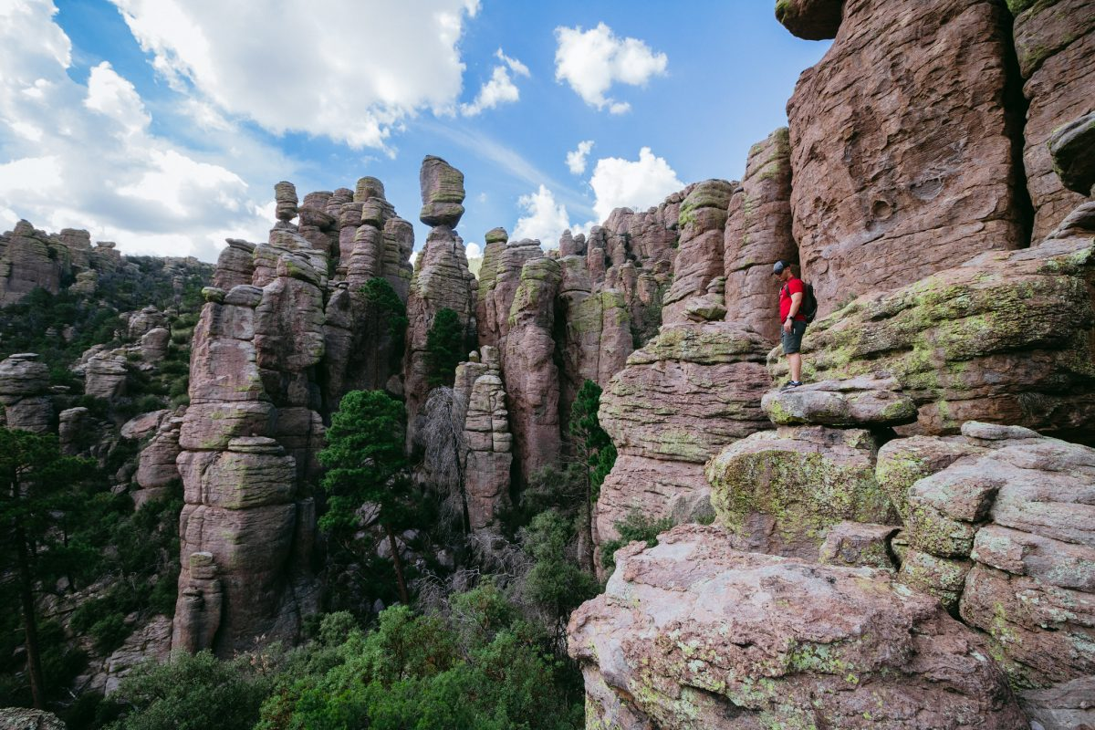 Chiricahua National Monument, Hiking