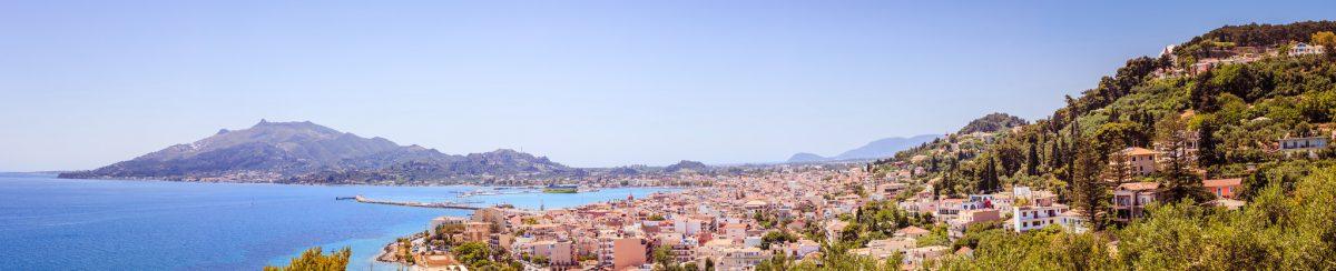 Zante Town, Zakynthos, Greece