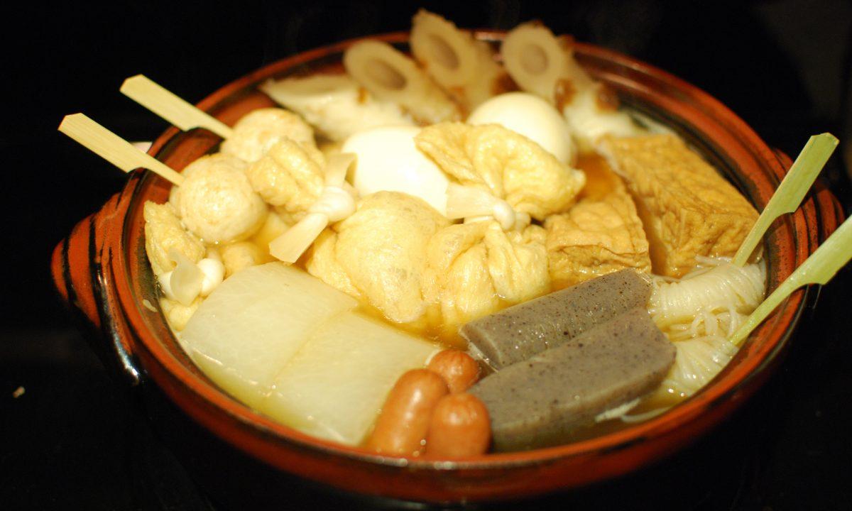 Oden, Japanese Food, Japan