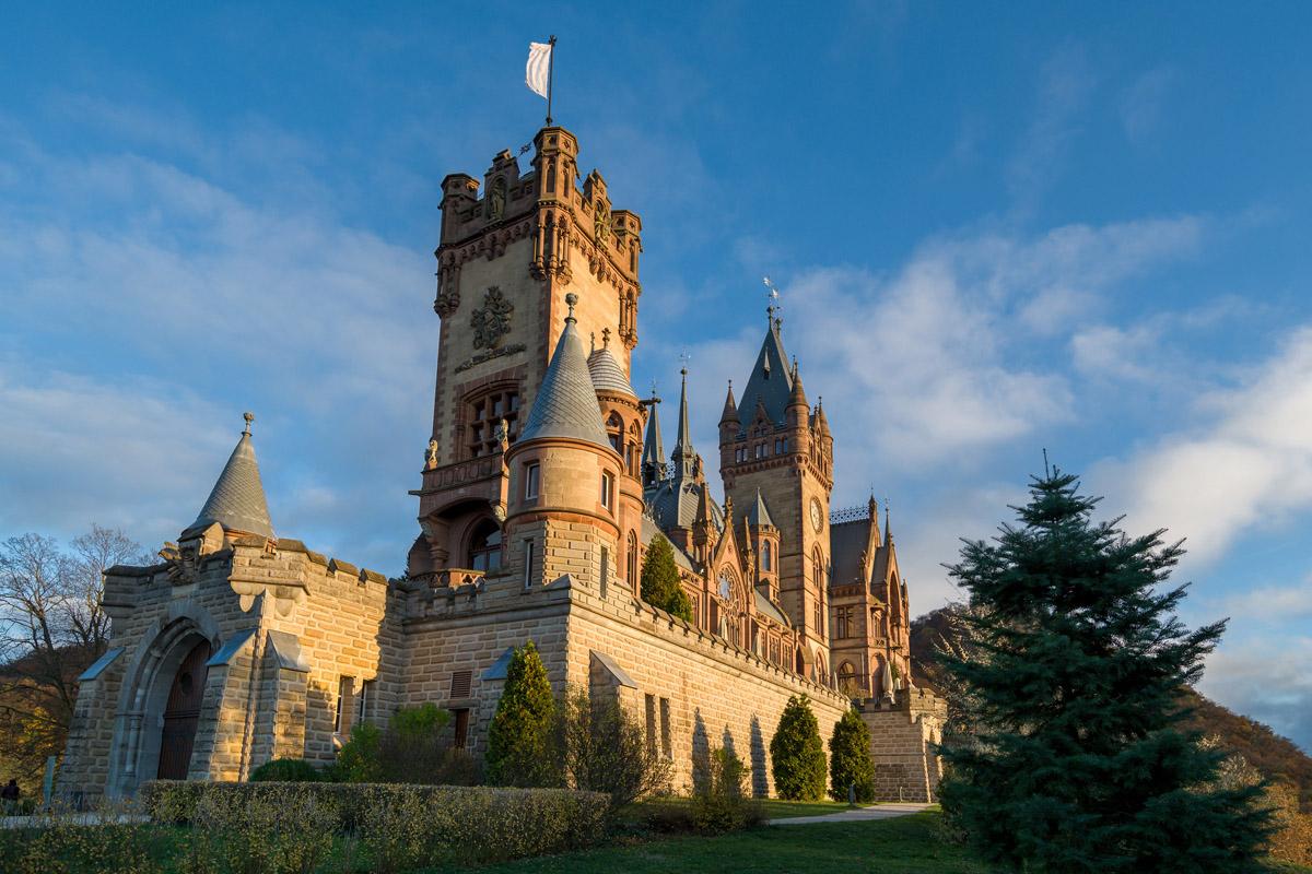 TouristSecrets | Ultimate Guide to Schloss Drachenburg, Germany |  Touristsecrets