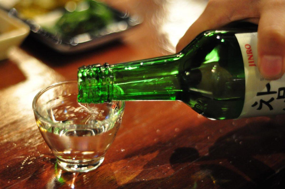 What is Soju, Korea, National Drink, Soju