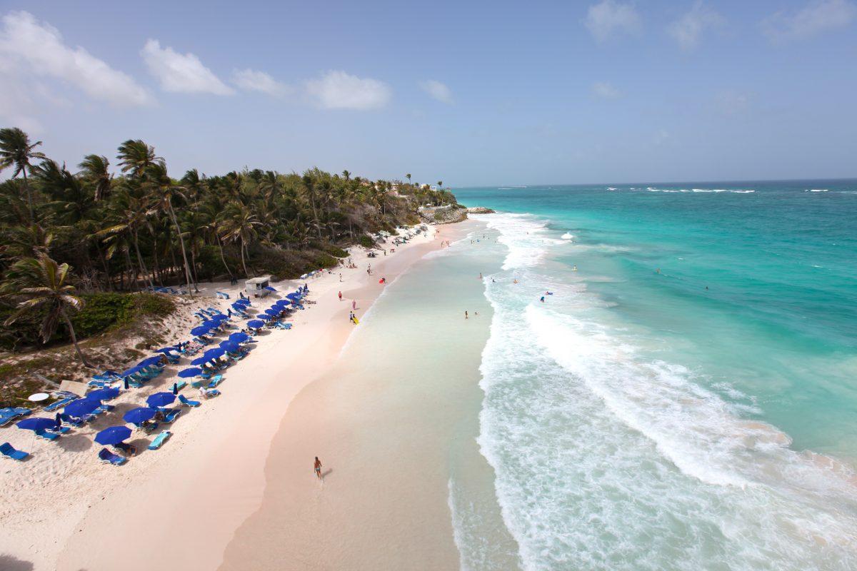 Crane Beach, Barbados, Pink Sand Beach