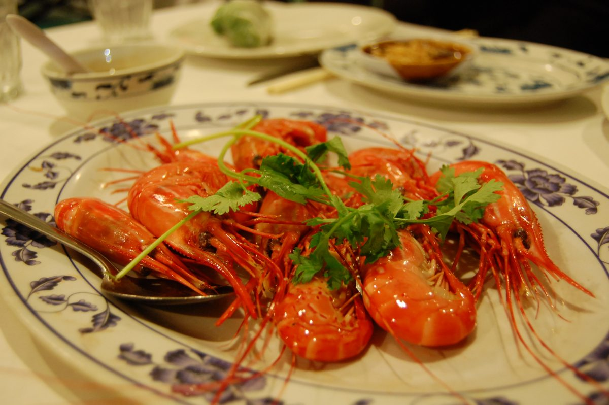 The Best Seafood Restaurants, Shrimp, Bubba Gump Shrimp Co