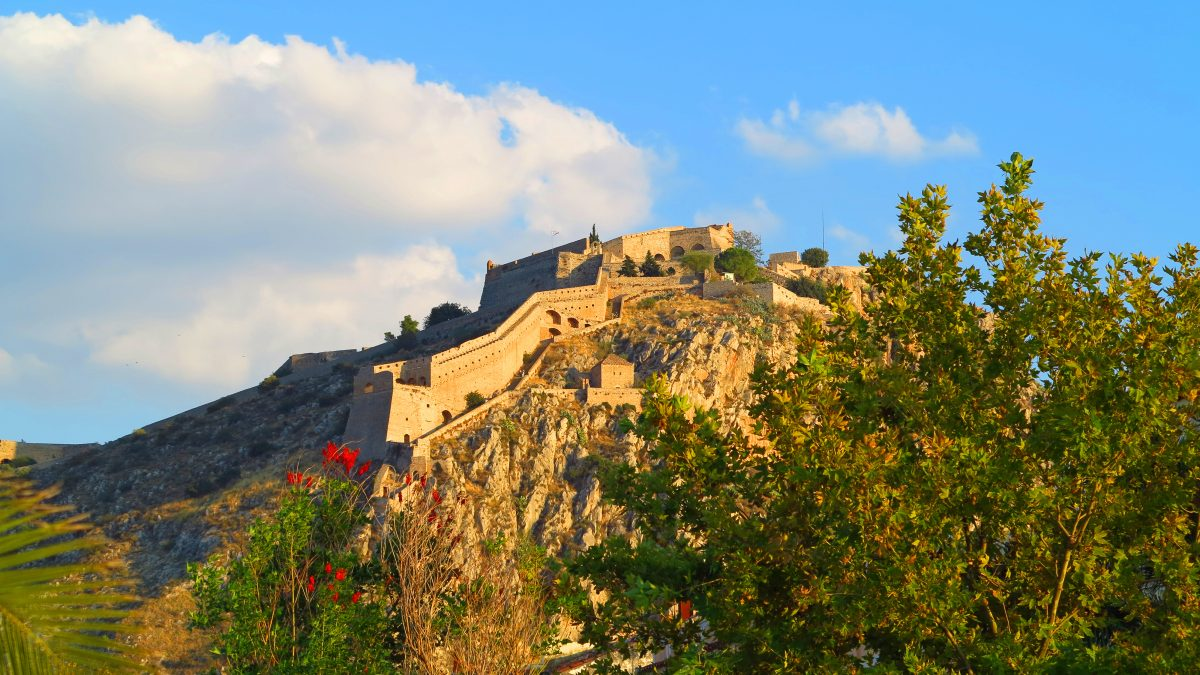Just a short two-hour drive from Athens, Nafplio is perfect for a day trip or overnight stay