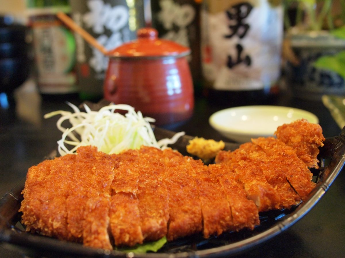 Tonkatsu, Japanese Food, Japan