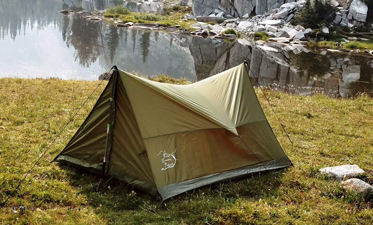 6 River Country Trekker Tent 2