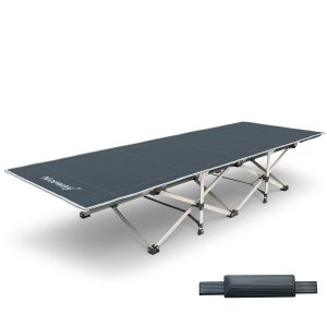 Camping cots for good sleep