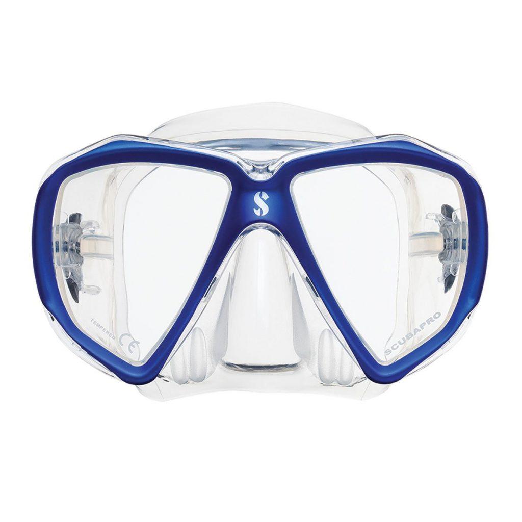 Snorkel mask for snorkeling